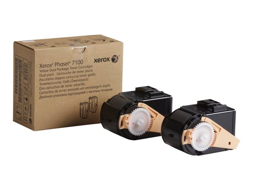 Xerox Toner Gul 9k - Phaser 7100DN/7100N