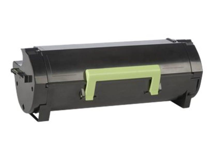 Lexmark Toner Svart 502X 10k - MS410/MS510/MS610
