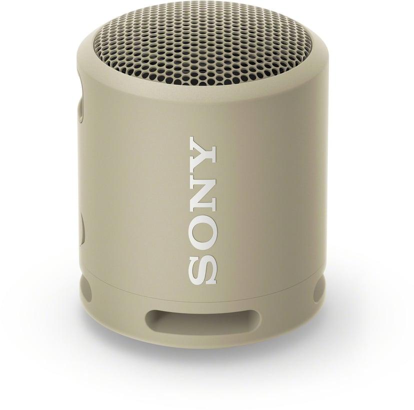 Sony Srs-xb13 Bt Speaker W/ Strap - Taupe