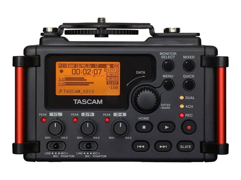 Tascam Audio Recorder For Dslr Cameras