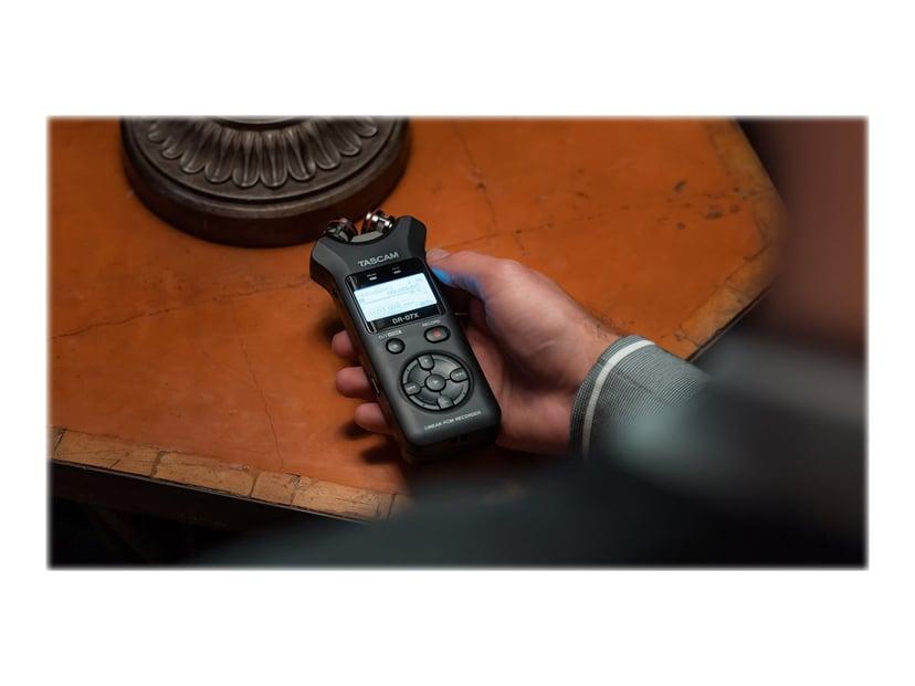 Tascam Stereo Handheld Audio Recorder - USB Audio Interface
