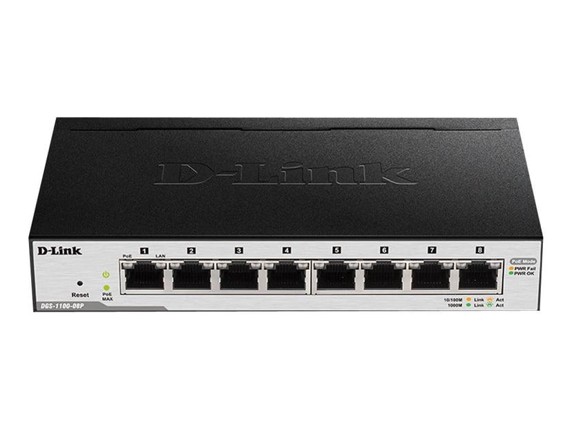 D-Link EasySmart Switch DGS-1100-08P