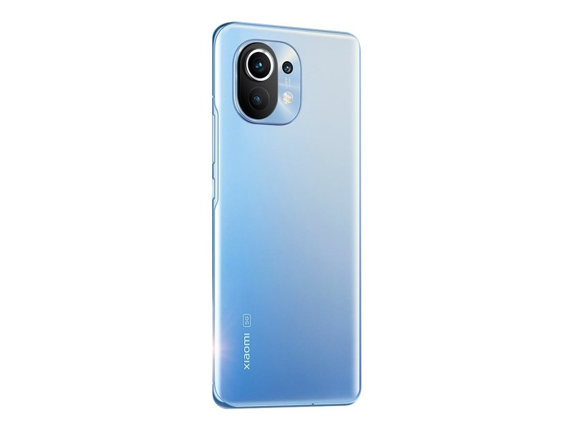 Xiaomi MI 11 128GB Dual-SIM Horisontblå