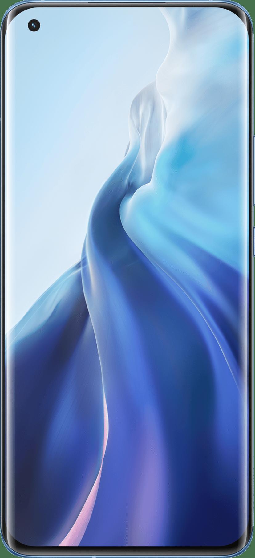 Xiaomi MI 11 256GB Dual-SIM Horisontblå
