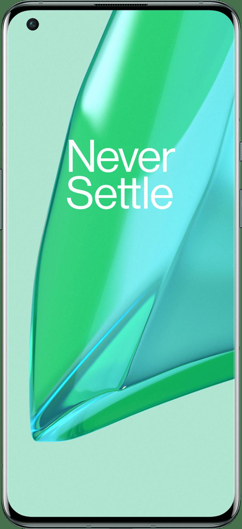 OnePlus 9 Pro 256GB Dual-SIM Pinjegrön