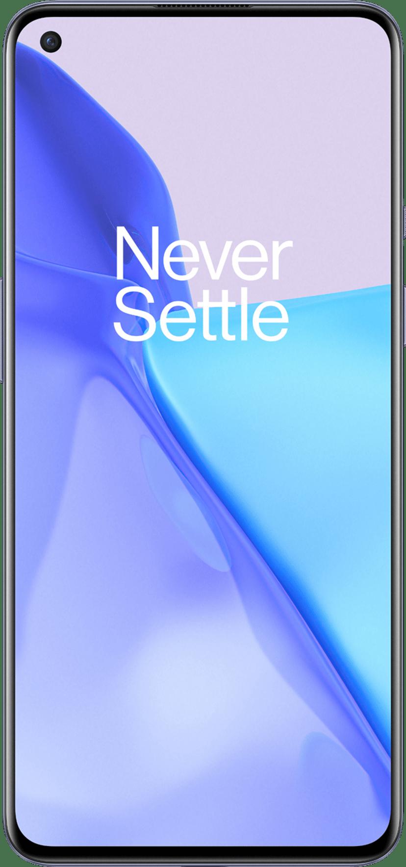 OnePlus 9 256GB Dobbelt-SIM Winter mist