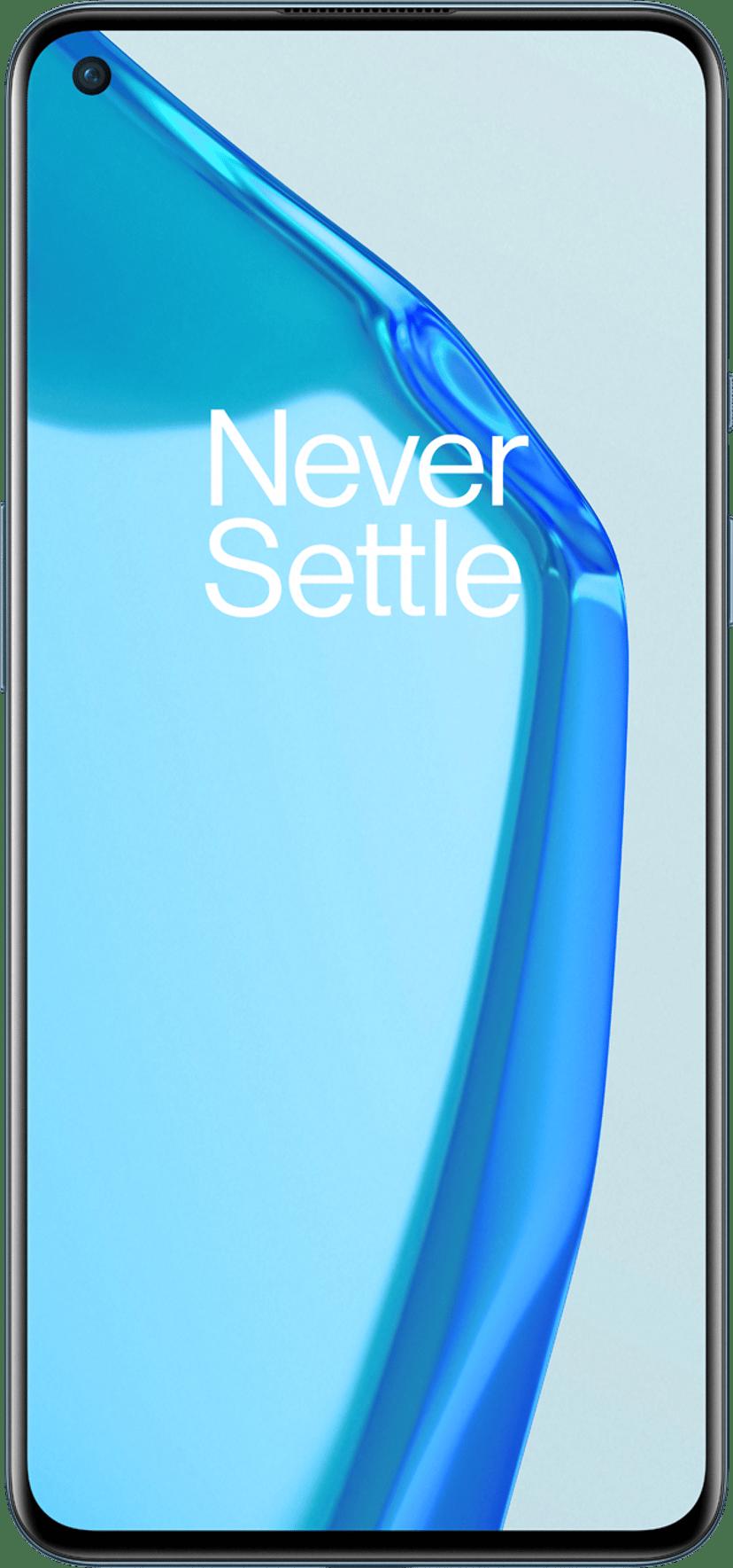 OnePlus 9 128GB Dobbelt-SIM Arctic sky