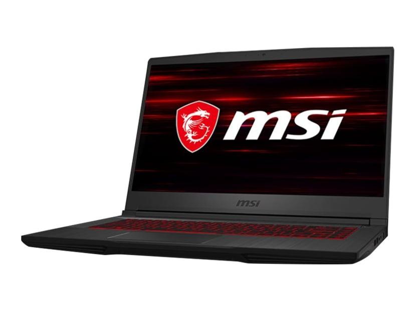 "MSI GF65 Thin Core i7 16GB 512GB SSD 15.6"" RTX 2060"