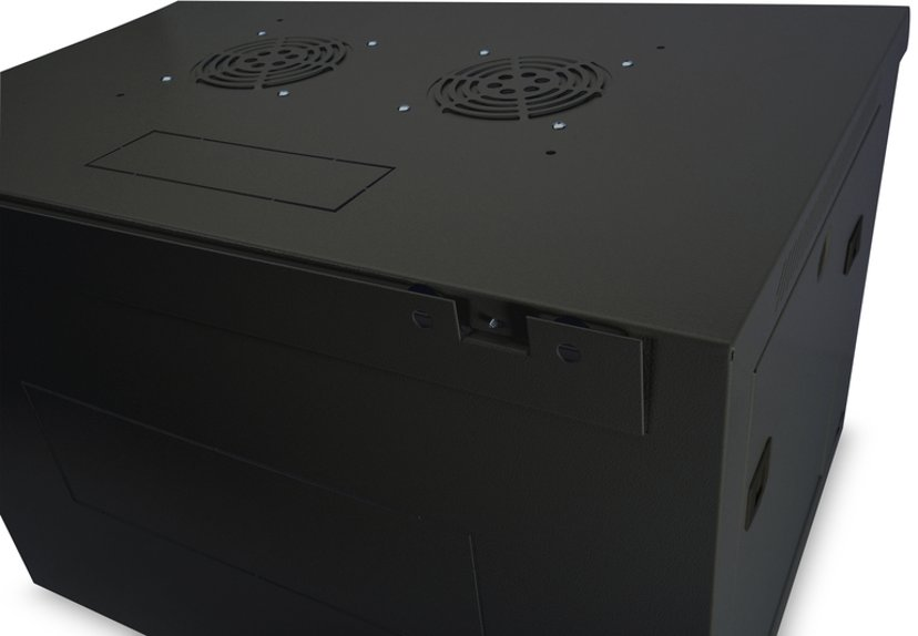 """Digitus Dynamic Basic 19"""" 9U 60X45 Svart"""