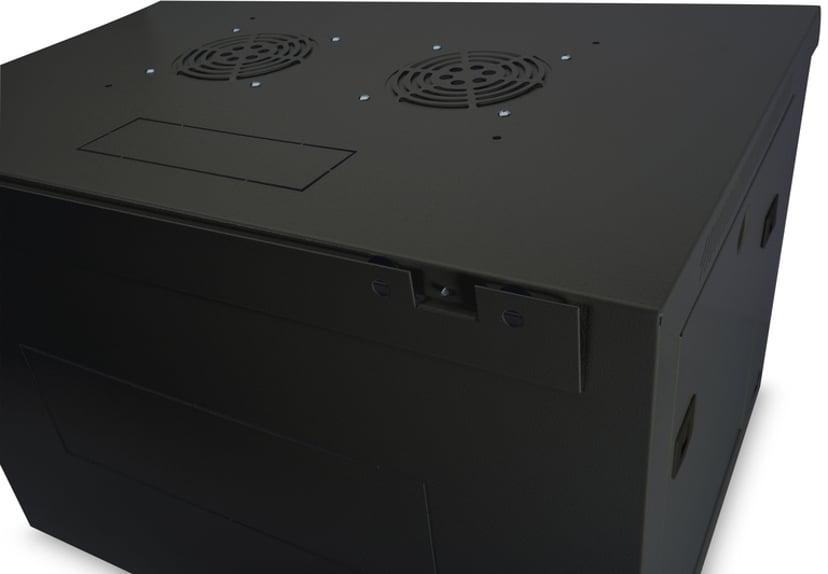 """Digitus Dynamic Basic 19"""" 7U 60X45 Svart"""
