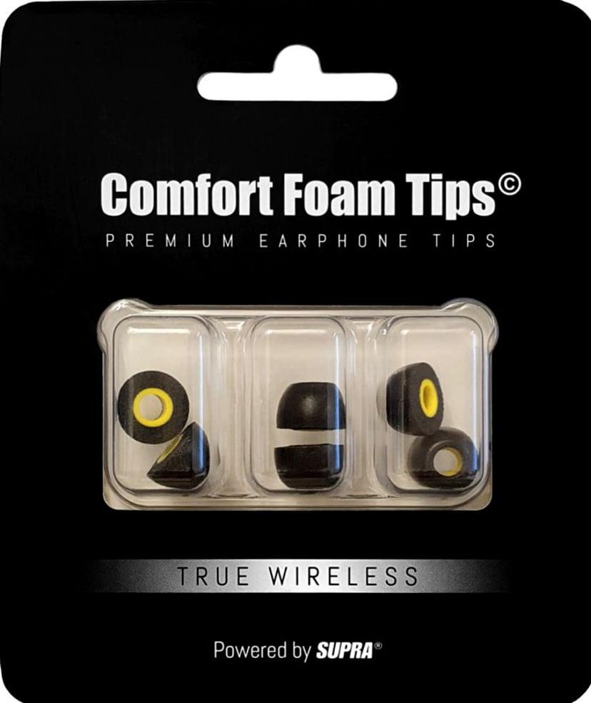 Jenving SUPRA Comfort Foam Tips TWS Large