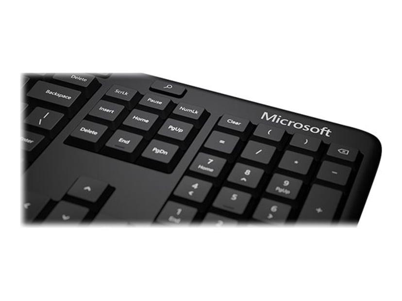 Microsoft Ergonomic Desktop Nordiska länderna
