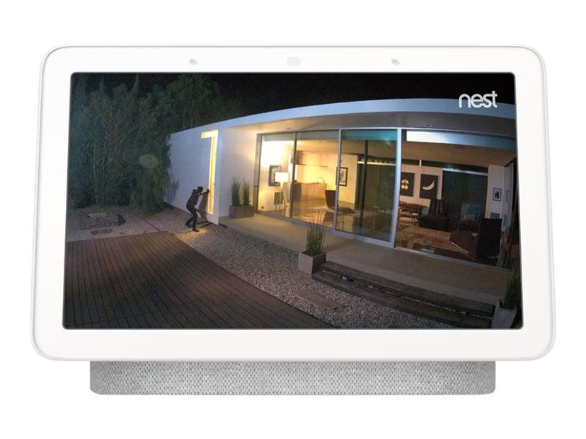 """Google Nest Hub 7"""" Chalk"""