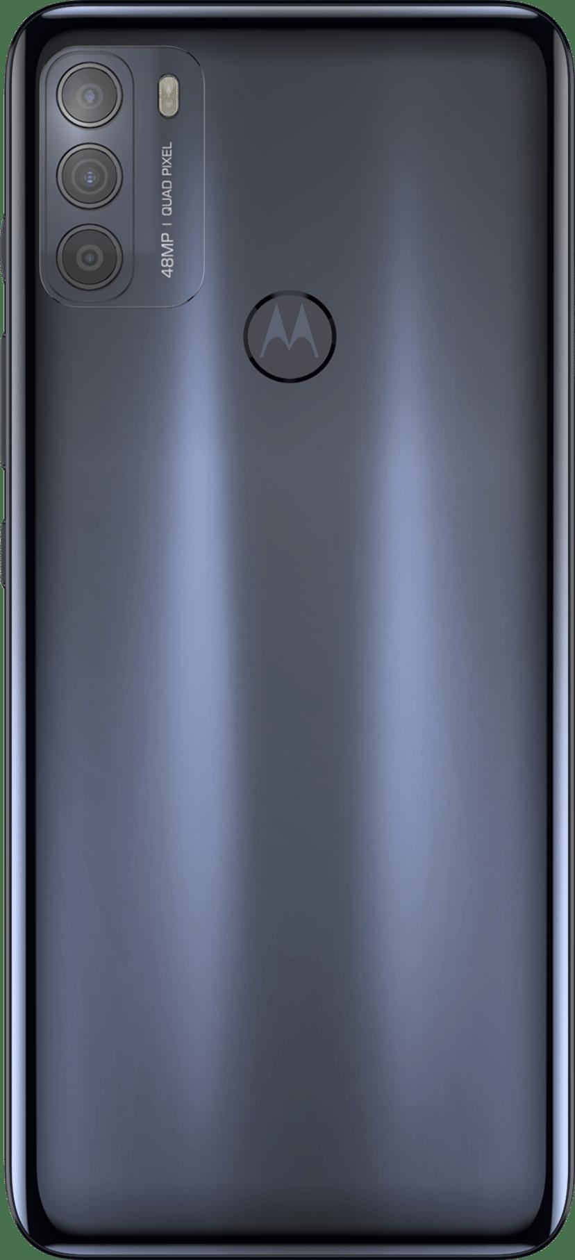 Motorola Moto G50 64GB Dual-SIM Grå