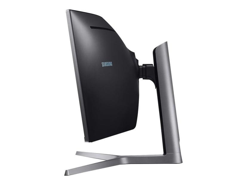 """Samsung C49HG90DMR 49"""" UWFHD VA 32:9 Böjd 49"""" 3840 x 1080 32:9"""