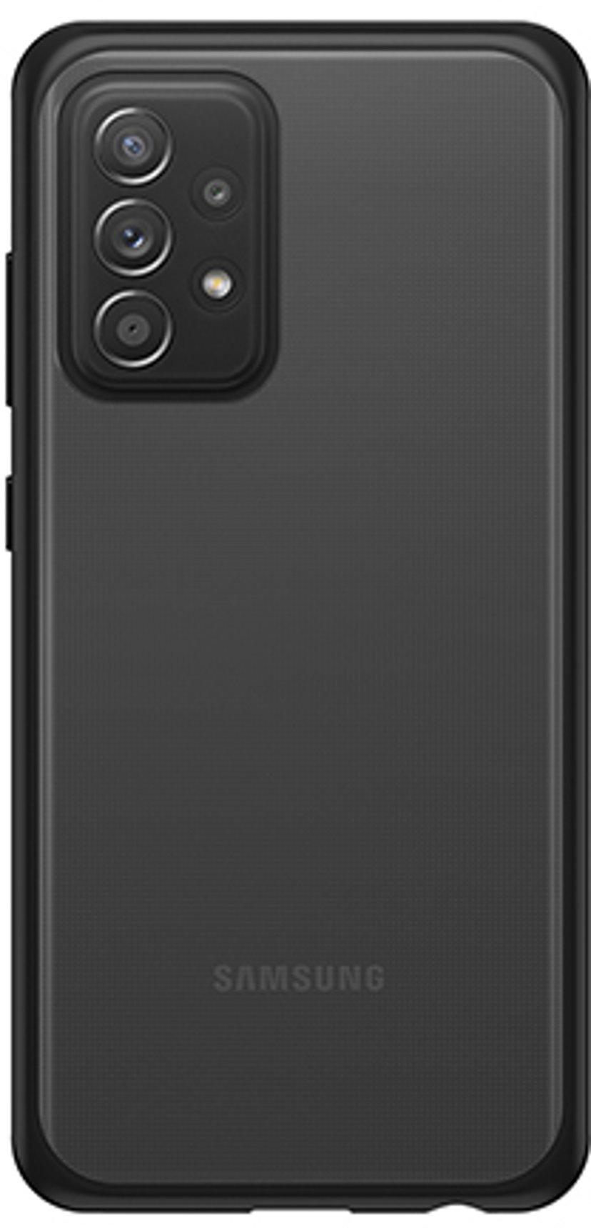 Otterbox React Series Samsung Galaxy A52, Samsung Galaxy A52 5G Svart kristall