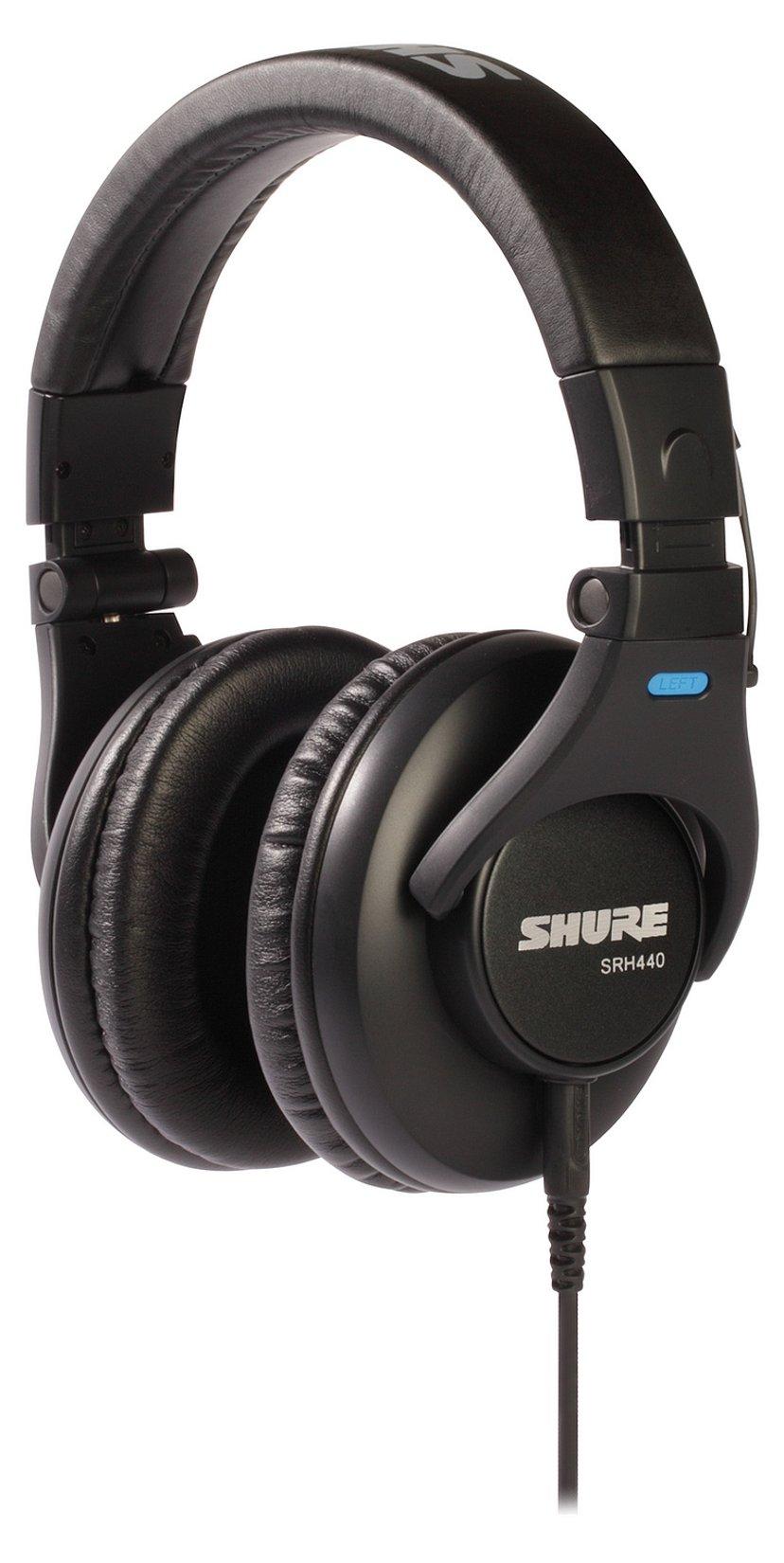 Shure SRH440 Sort