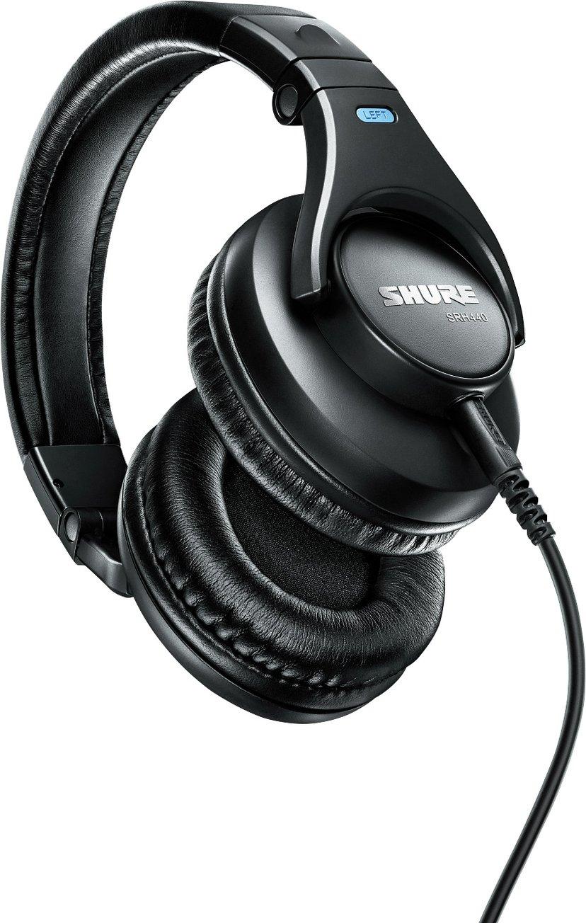 Shure SRH440 Svart