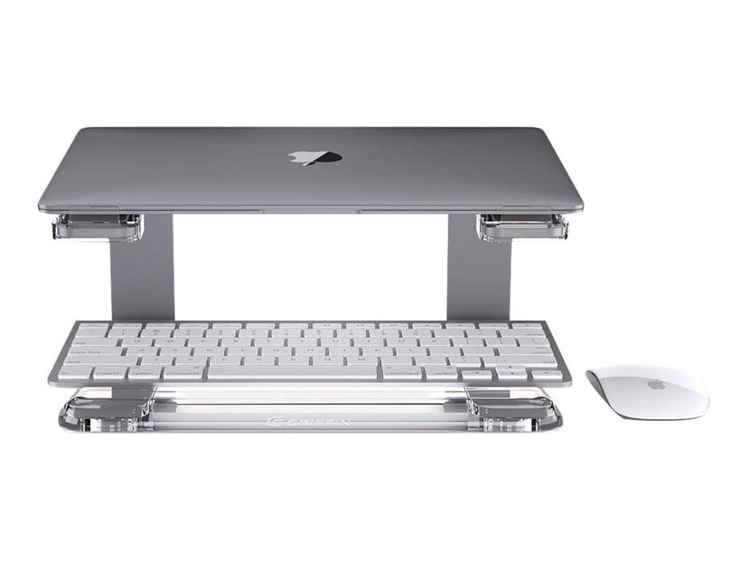 Griffin Laptop Stand Grå