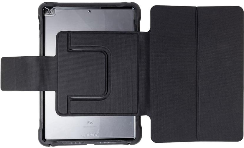 Otterbox Unlimited Series Klar, Svart kristall iPad 7th gen (2019), iPad 8th gen (2020), iPad 9th gen (2021)