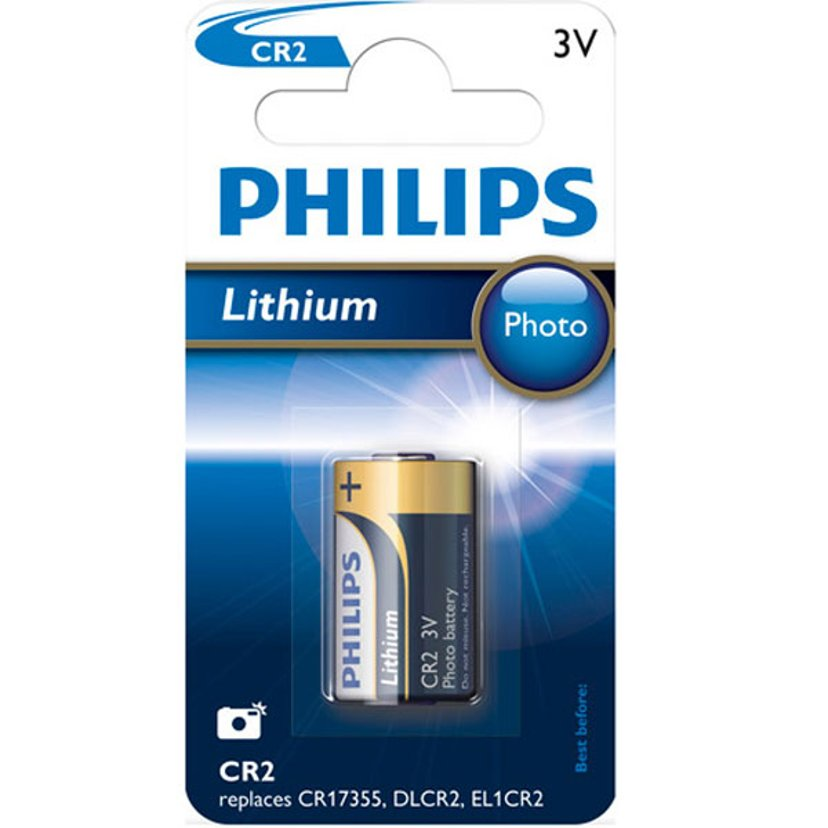 Philips ExtremeLife CR2