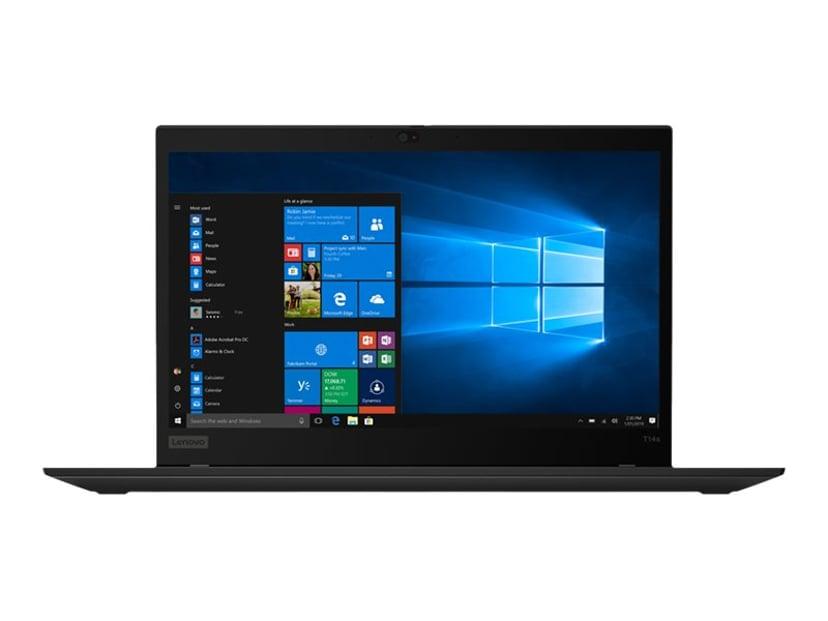 "Lenovo ThinkPad T14s G1 Core i7 16GB 256GB SSD WWAN-opgraderbar 14"""