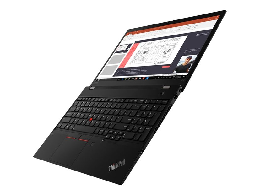 "Lenovo ThinkPad T15 G2 Core i5 16GB 256GB SSD WWAN-opgraderbar 15.6"""