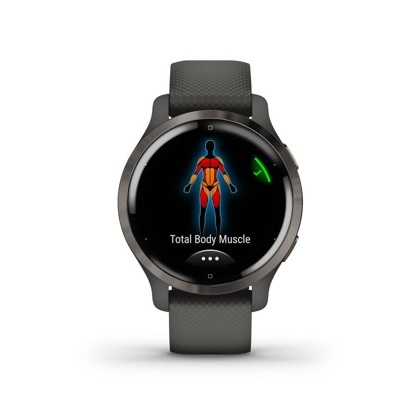 Garmin Venu 2S Grå Smartwatch