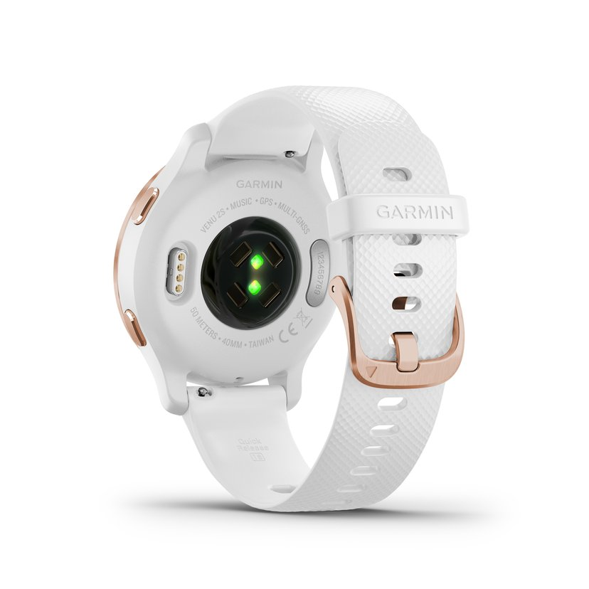 Garmin Venu 2S Vit Smartwatch