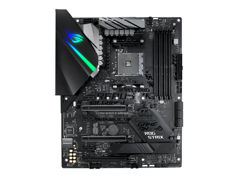 ASUS ROG STRIX B450-E GAMING AMD AM4 #demo ATX Moderkort
