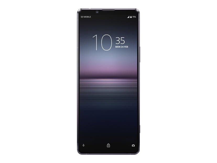 Sony XPERIA 1 II PURPLE #demo 256GB Dual-SIM Lilla