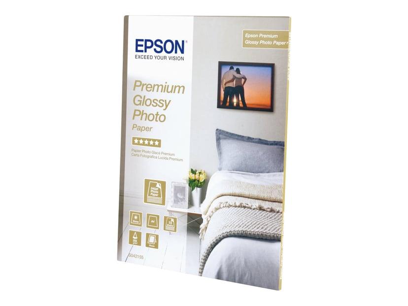 Epson Papir Photo Premium Glossy A4 15-Ark 255g
