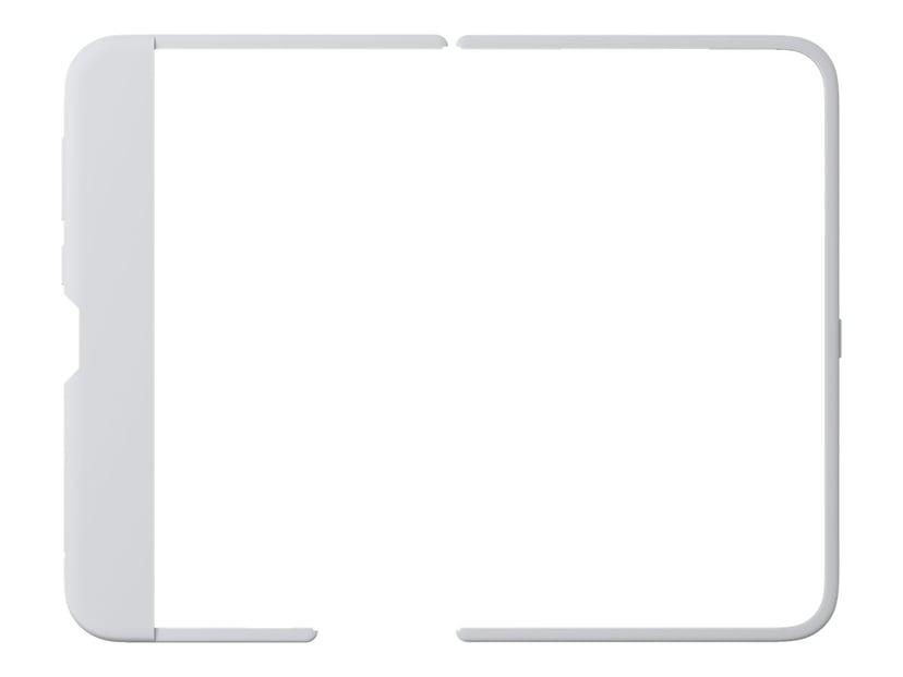 Microsoft - Stötsskydd för mobiltelefon Microsoft Surface Duo Glaciär
