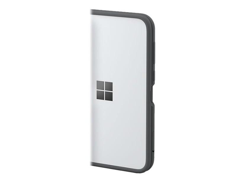 Microsoft - Stötsskydd för mobiltelefon Microsoft Surface Duo Grafit