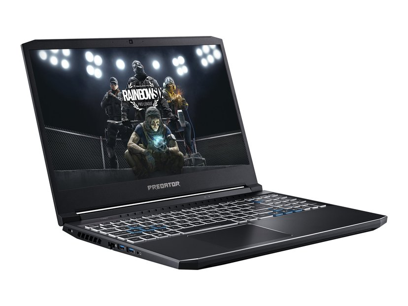 """Acer Predator Helios 300 Core i7 16GB 1024GB SSD 144Hz 15.6"""" RTX 3080"""