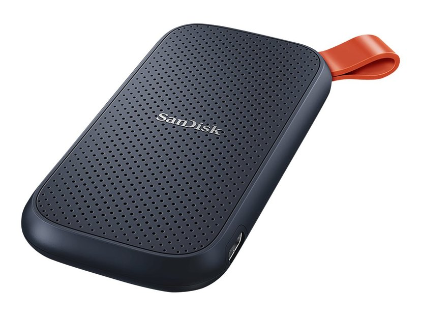 SanDisk Portable 2TB Svart