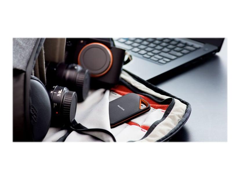 SanDisk Extreme PRO Portable V2 4TB Svart