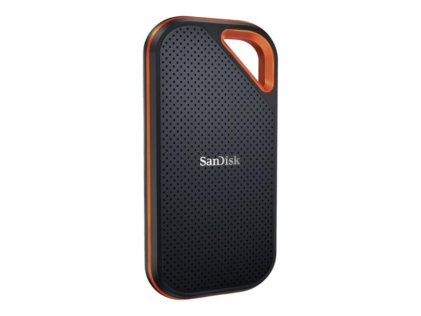 SanDisk Extreme PRO Portable 2TB Svart