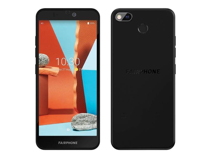 Fairphone FP3+ 64GB BLACK #demo 64GB Dual-SIM Svart