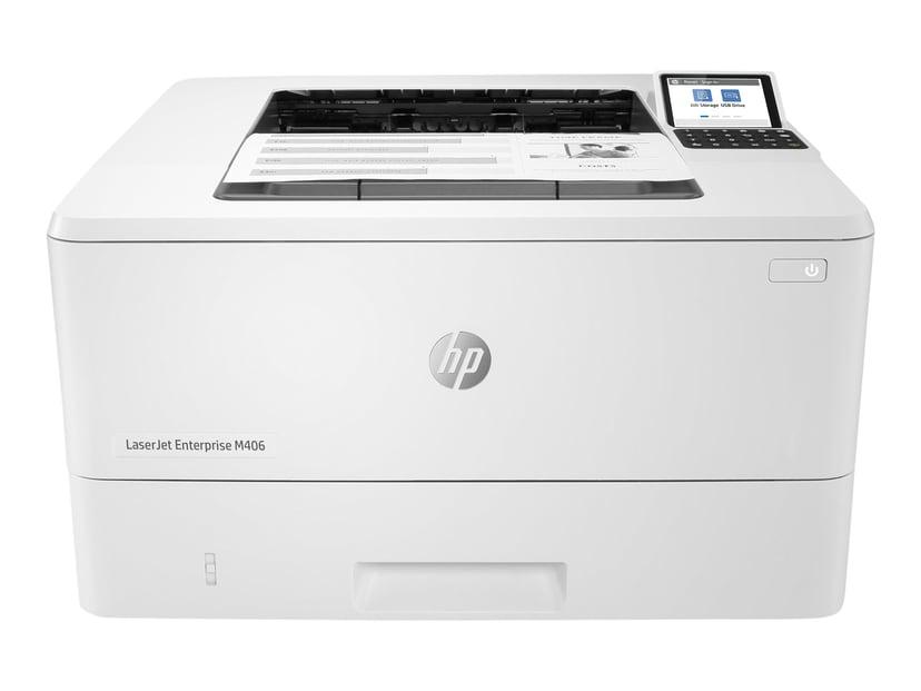 HP Laserjet Enterprise M406dn A4