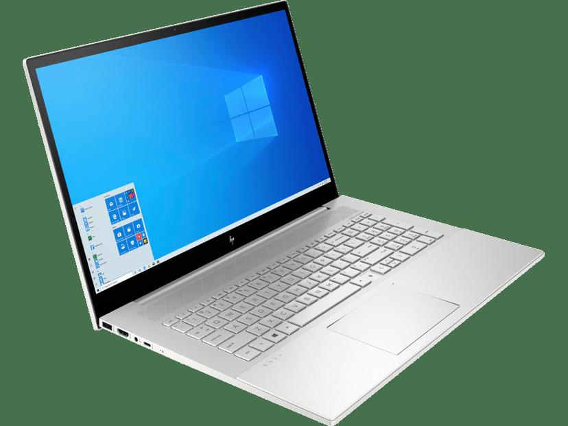 "HP ENVY 17-cg1014no Core i7 16GB 512GB SSD 17.3"""