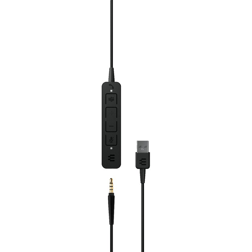 EPOS   SENNHEISER ADAPT 135T USB-A II Svart