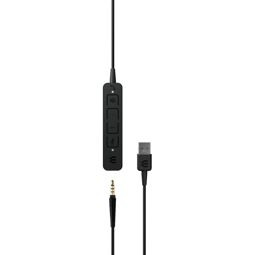 EPOS | SENNHEISER ADAPT 165T USB-A II Svart