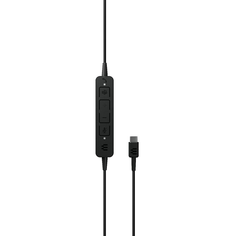 EPOS   SENNHEISER ADAPT 130T USB-C II Svart