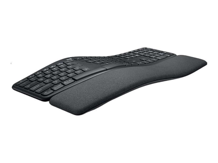 Logitech ERGO K860 Toetsenbord Draadloos VS internationaal Zwart