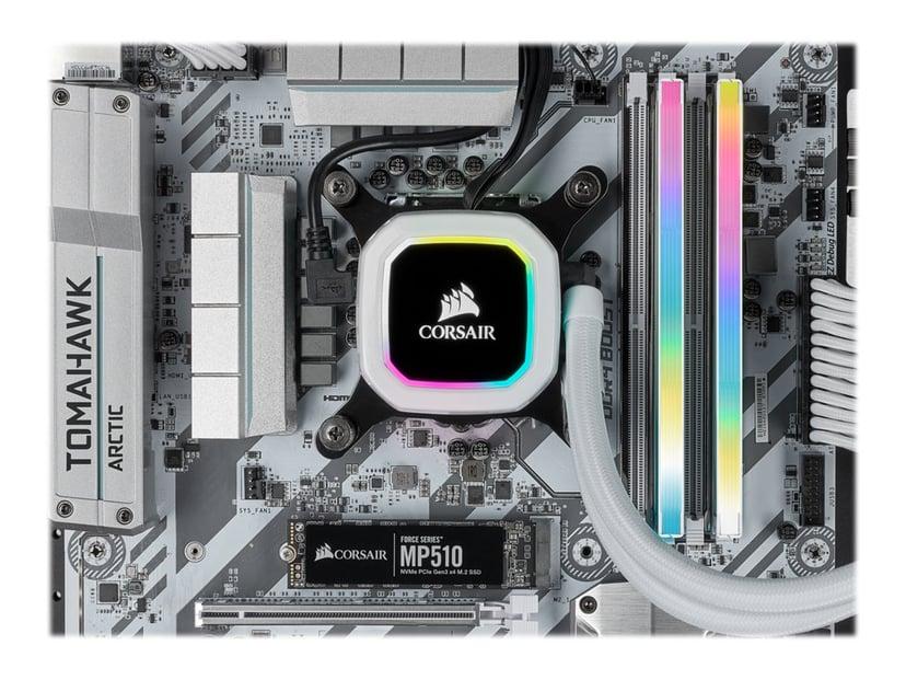 Corsair Vengeance RGB PRO SL 32GB 3,600MHz DDR4 SDRAM DIMM 288-pin