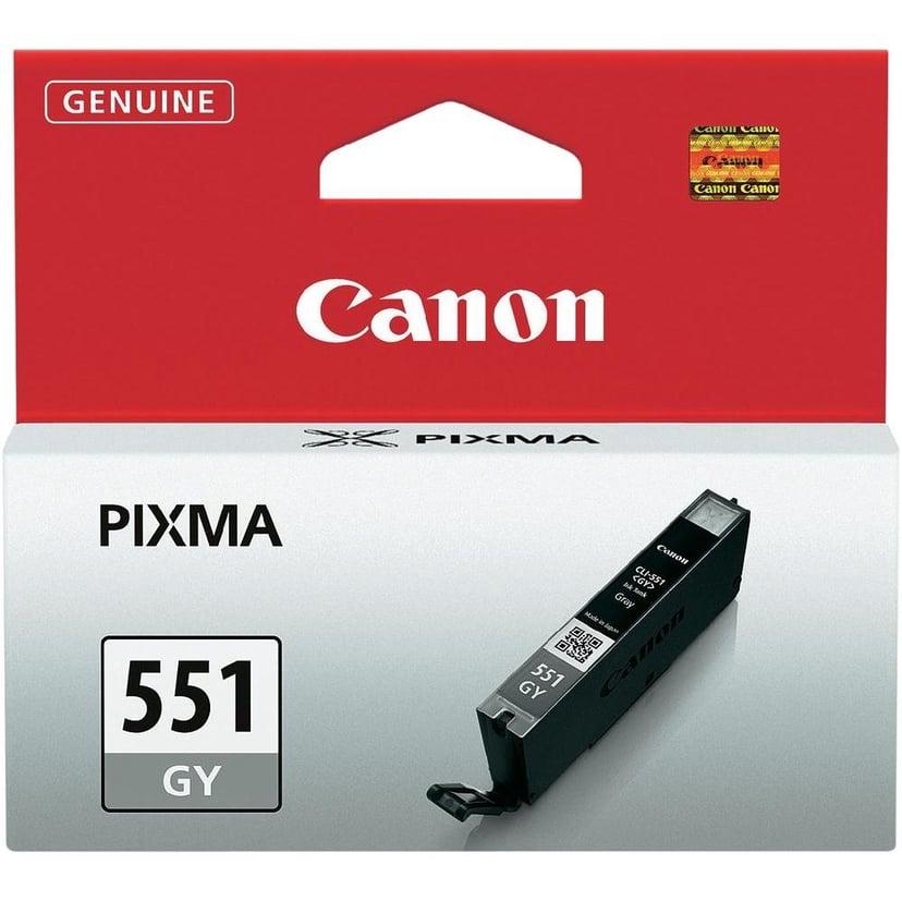 Canon Blekk Grå CLI-551GY