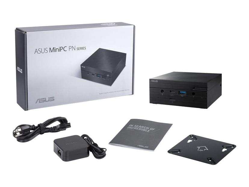 ASUS MINI PC PN62-BB5004MD I5-10210U BAREBONE #demo