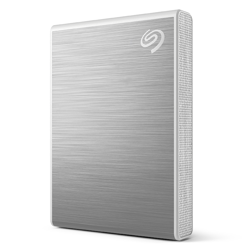 Seagate One Touch SSD 0.5TB Sølv