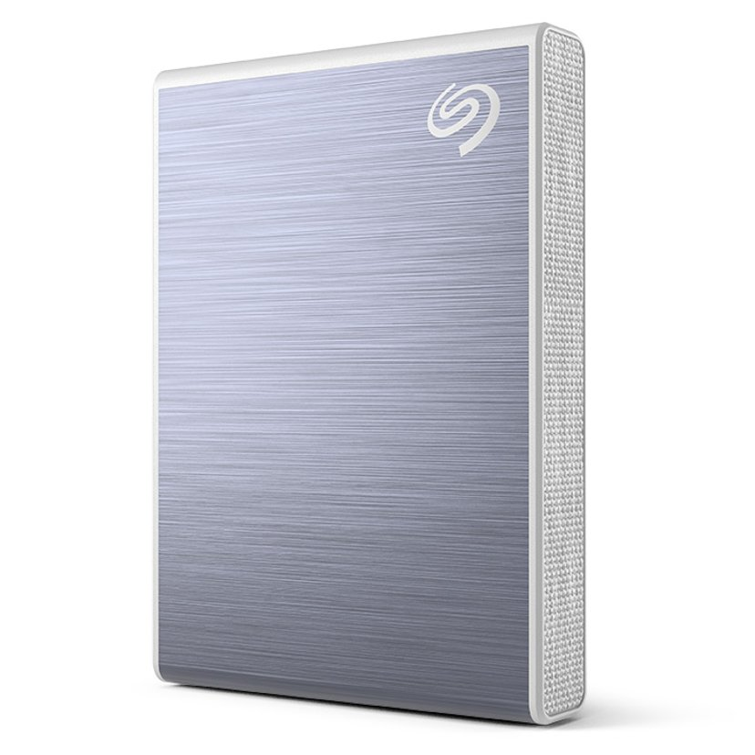 Seagate One Touch SSD 2TB Blå